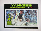 Top 10 Thurman Munson Baseball Cards 32