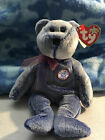 Ty Original Beanie Baby Periwinkle the bear withTags