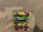 Hot Wheels 70s 80s Vintage Lot Of 4 Used Incl Pepsi Challenger Poison Pinto