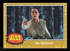 Topps Announces Daisy Ridley Autograph Cards in Several Star Wars Sets 19