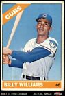 Top 10 Billy Williams Baseball Cards 17