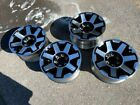 Toyota 4RUNNER TRD One Set OEM Factory Rims Wheels 17 Very little usage
