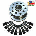 15mm Hubcentric Wheel Spacers Adapters 5x100 5x112 for VW Audi 571mm Bore