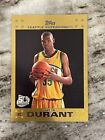 Kevin Durant Rookie Cards and Autographed Memorabilia Guide 9