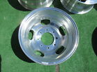 1 2020 FORD F350 DUALLY OEM FACTORY REAR 17 POLISHED WHEEL RIM JC3C 1007 CC