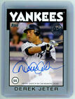 Derek Jeter Topps Cards Through the Years 26