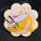 VERY RARE Disney Auctions Pluto spring butterflies LE 100 Pin Limited