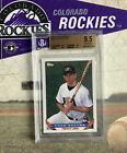 Top 10 Todd Helton Baseball Cards 17