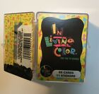 1992 Topps In Living Color Trading Cards 5