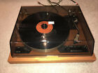 Garrard DD75 Turntable with Dust Cover Pickering Cart  Wood Plinth For Parts