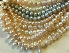 Mixed FW Pearl Strands Lot 8