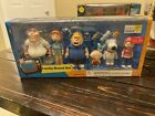 2005 Family Guy NEW Boxed Set by Mezco   Griffin Family Action Figure Set of Six