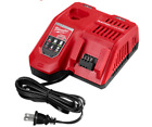 Milwaukee M18  M12 Rapid Charger 48 59 1808 BRAND NEW
