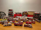 Code 3 Fire Truck Collection Lot Over 40+ Trucks plus Helicopter