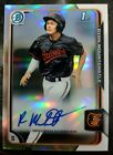 2015 Bowman Chrome Twitter-Exclusive Refractor Packs Are Back! 20