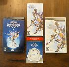 Kingdom Hearts Birth by Sleep Sony PSP Playstation Complete w Slipcover Inserts