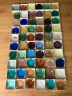New Bedford Glass Pairpoint Cup Plates Lot of 60 Birds Brownie Church Greek