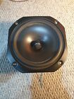 E1032 TDL electronics RTL3 Speakers Free Standing replace bass main driver