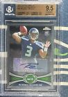 💎Russell Wilson 2012 Topps Chrome Autograph Rookie Card RC BGS 9.5 w 10 Auto💎