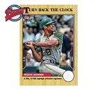 2021 Topps Now Turn Back the Clock Baseball Cards Checklist Guide 11