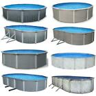 IN STOCK Steel Wall Above Ground Pool Kits plus Charlies Starter Package