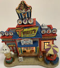 Lemax Village Collection Lighted Building Twirly's Soft Serve Excellent!!