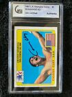 Muhammad Ali Boxing Cards and Autographed Memorabilia Guide 38