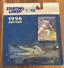 Starting Lineup 1996 MLB Shawon Dunston Figure and Card Chicago Cubs 030