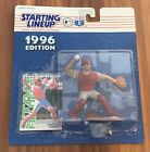 Starting Lineup 1996 MLB Ivan Rodriguez Figure and Card Texas Rangers 033