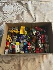 Mixed lot of Vintage Toy Cars Vehicles Hot Wheels Matchbox  More
