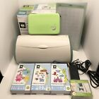 Cricut Create Machine With 4 Cartridges 4 Mats Tools Power Cords And Manual