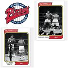 Muhammad Ali Boxing Cards and Autographed Memorabilia Guide 19