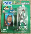 1998 Charles Woodson Oakland Raiders Rookie Starting Lineup Extended Series