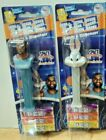 PEZ Space Jam A New Legacy ~ Labron James, Bugs Bunny ~ Mint On Cards