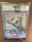 AMAZING SPIDER MAN 1 1ST CAMEO APPEARANCE CINDY MOON CGC 98 STAN LEE SIGNED