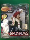 MCFARLANE NFL 29 ROB GRONKOWSKI COLLECTOR CLUB EXCLUSIVE CHASE VARIANT PATRIOTS