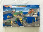 Vintage 1998 Hot Wheels Super Highway Play Track Toll Booth Play Set
