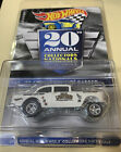 2020 Hot Wheels 20th Convention Nationals 55 Chevy Bel Air Gasser LOW Number