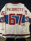 Max Pacioretty Montreal Canadiens Signed Autographed 2016 Winter Classic Jersey