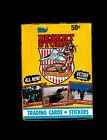 1991 Desert Storm Victory Series (Topps ) 36 Count Wax Box;