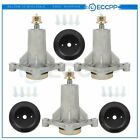 3PK Spindle 187292 192870 197473 For Craftsman Riding Mower  Pulley