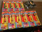 LOT OF BEE MOVIE PEZ CANDY DISPENSERS AND HAPPY MEAL TOYS / NEW