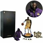 NBA Collection Masterpiece Lakers LeBron James 1:6 Scale Action Figure In Stock!
