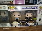 FUNKO POP TOY TOKYO EXCLUSIVE TELEVISION VAMPIRE BUFFY AND ANGEL 2-PACK SLAYER
