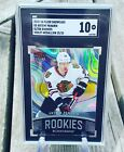 Artemi Panarin Rookie Card Checklist and Gallery - NHL Rookie of the Year 23