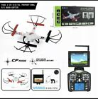Drone Quadcopter w HD Camera  Controller Monitor EASY TO FLY FAST SHIPPING
