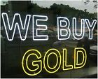 New We Buy God Neon Light Sign 24x20 Lamp Poster Real Glass Beer Bar