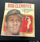 1970 Topps Baseball Posters #21 Roberto Clemente Pirates 5 - EX