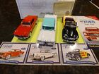 National Motor Museum Mint Silver Age of Ford 1 32 Scale Diecast Car Collection