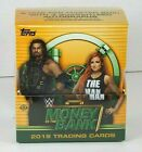 2019 Topps WWE Money In The Bank Wrestling Cards Sealed Hobby Box 3 AUTOS New